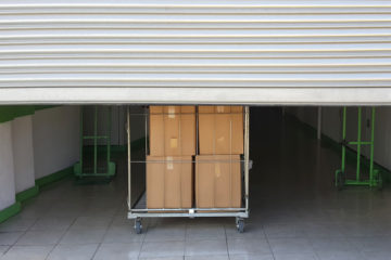 There are many benefits to using a storage facility.