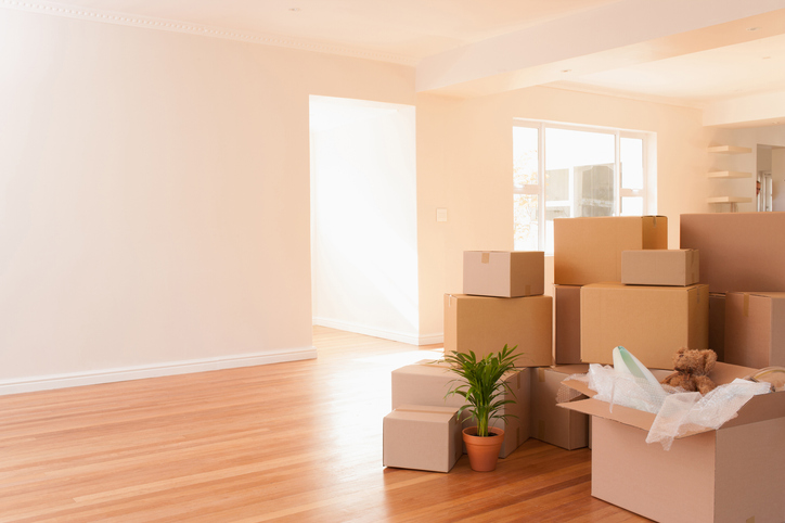 Have your moving company pack for you!