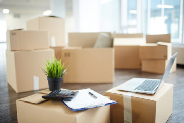 Stay organized for a successful commercial move