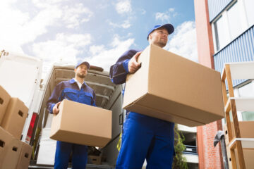 Consider which questions to ask when hiring movers.
