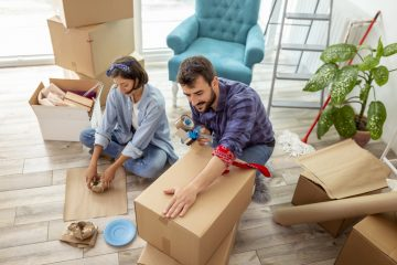 Following packing tips can make your move easier.