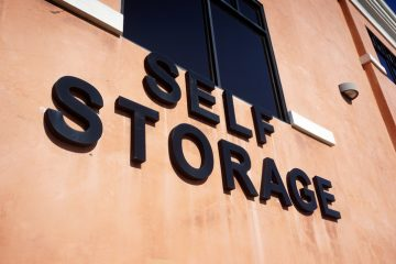 Self storage for businesses